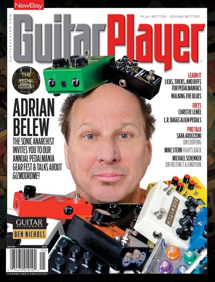 Guitar Player Cover - 5/1/2018