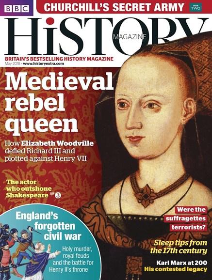 BBC History Cover - 5/1/2018