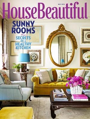 House Beautiful Magazine 5 2018 Cover