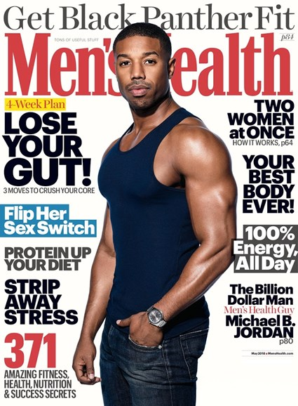 Men's Health Cover - 5/1/2018