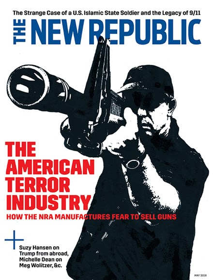 The New Republic Cover - 5/1/2018