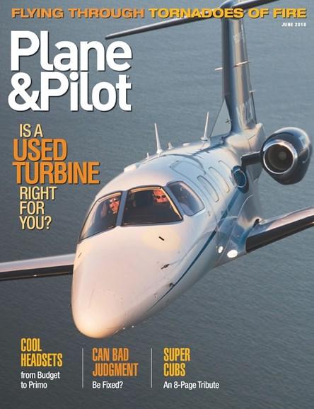 Plane & Pilot Cover - 6/1/2018