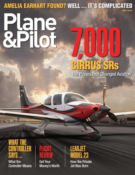 Plane & Pilot Cover - 5/1/2018