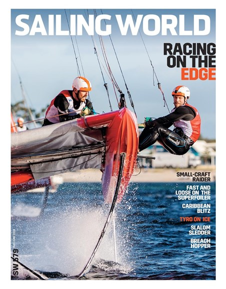 Sailing World Cover - 5/1/2018