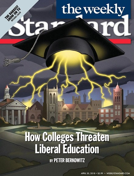 Washington Examiner Cover - 4/30/2018