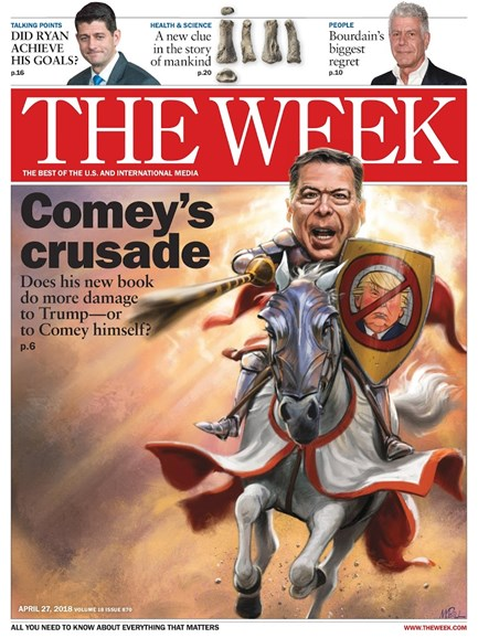 The Week Cover - 4/27/2018