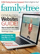 Family Tree Magazine 3/1/2018