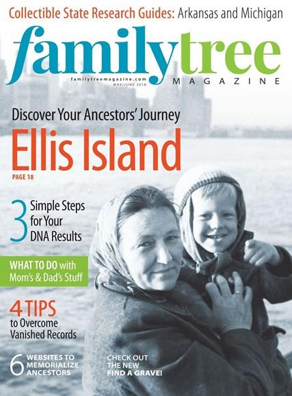 Family Tree Cover - 5/1/2018