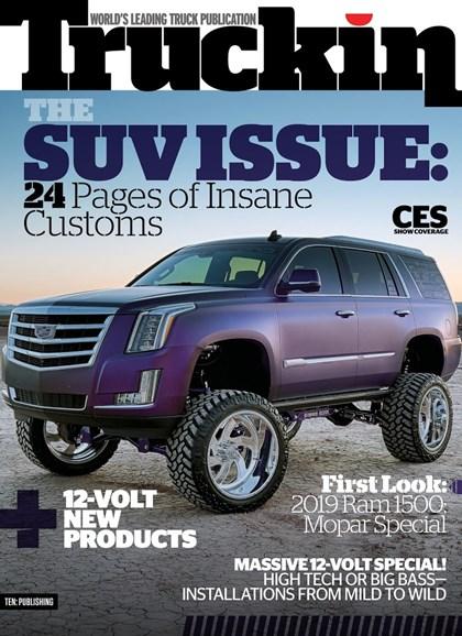 Truckin' Cover - 5/17/2018