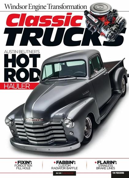 Classic Trucks Cover - 7/1/2018