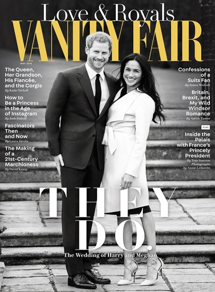 Vanity Fair Cover - 5/1/2018