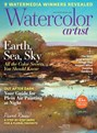 Watercolor Artist Magazine | 5/2018 Cover