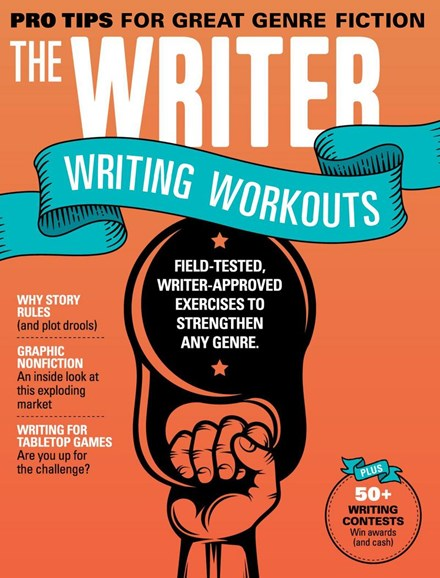 The Writer Cover - 5/1/2018