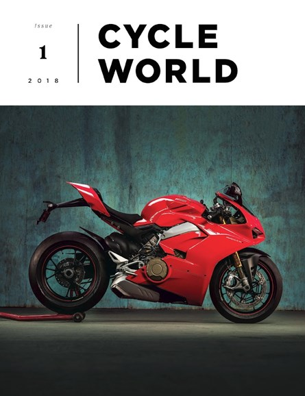 Cycle World Cover - 3/1/2018