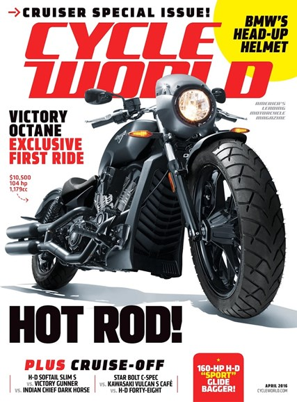 Cycle World Cover - 4/1/2016