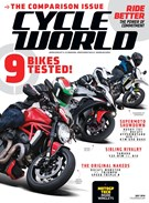 Cycle World Magazine 7/1/2016