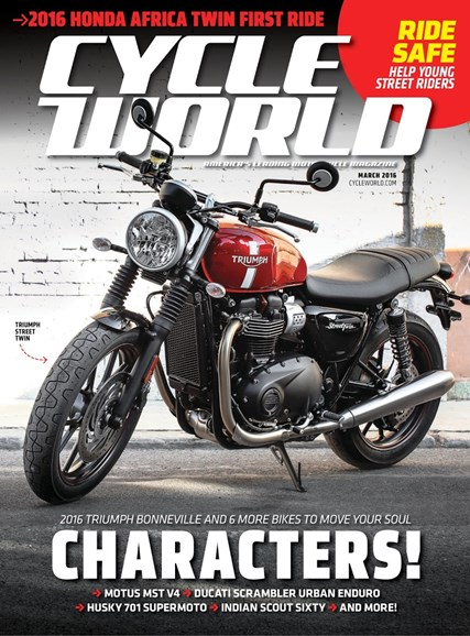 Cycle World Cover - 3/1/2016