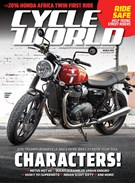 Cycle World Magazine 3/1/2016