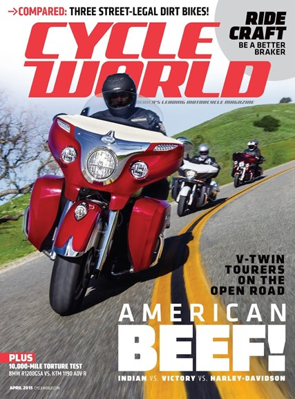 Cycle World Cover - 4/1/2015