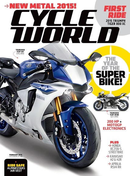 Cycle World Cover - 2/1/2015