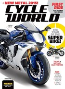 Cycle World Magazine 2/1/2015