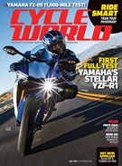 Cycle World Magazine 7/1/2015