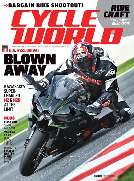 Cycle World Cover - 6/1/2015