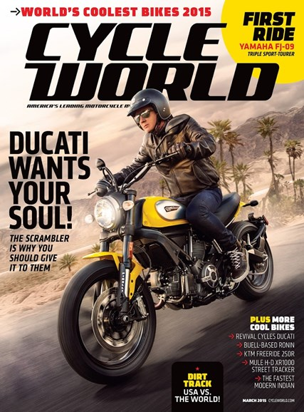 Cycle World Cover - 3/1/2015