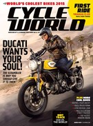Cycle World Magazine 3/1/2015