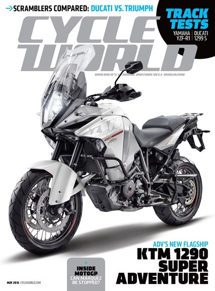 Cycle World Cover - 5/1/2015