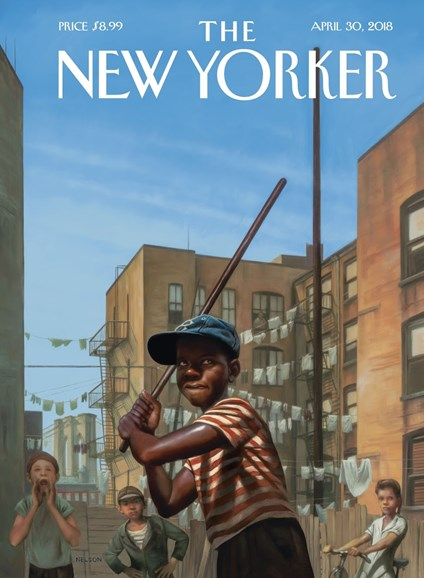 The New Yorker Cover - 4/30/2018