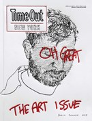 Time Out New York Magazine 4/25/2018