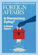 Foreign Affairs Magazine 5/1/2018