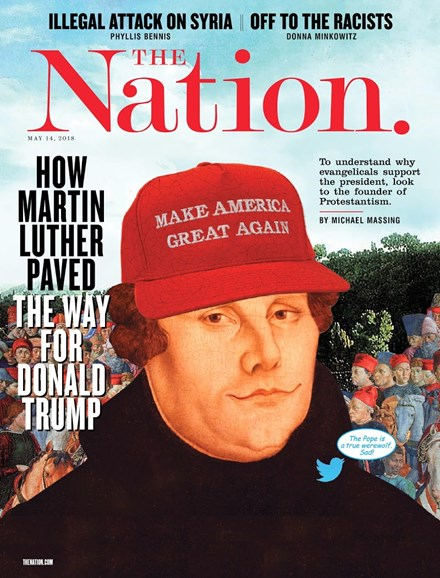 The Nation Cover - 5/14/2018