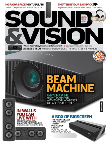 Sound & Vision Cover - 5/1/2018