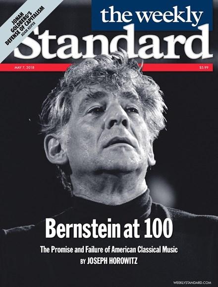 Washington Examiner Cover - 5/7/2018