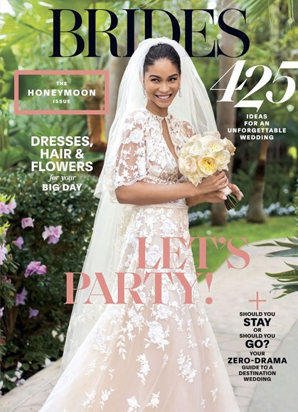 Brides Cover - 6/1/2018