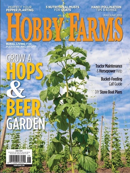 Hobby Farms Cover - 5/1/2018