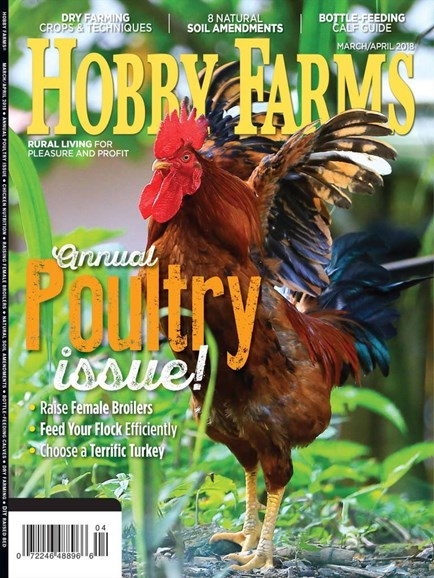 Hobby Farms Cover - 3/1/2018