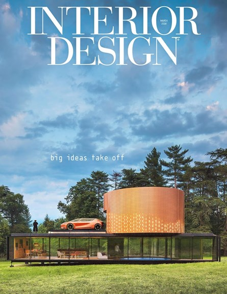Interior Design Cover - 3/1/2018