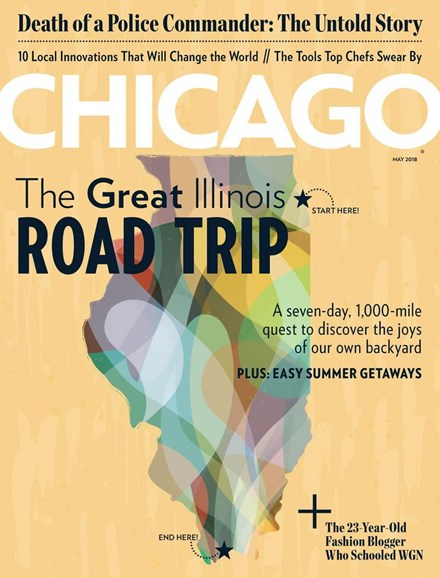 Chicago Magazine Cover - 5/1/2018