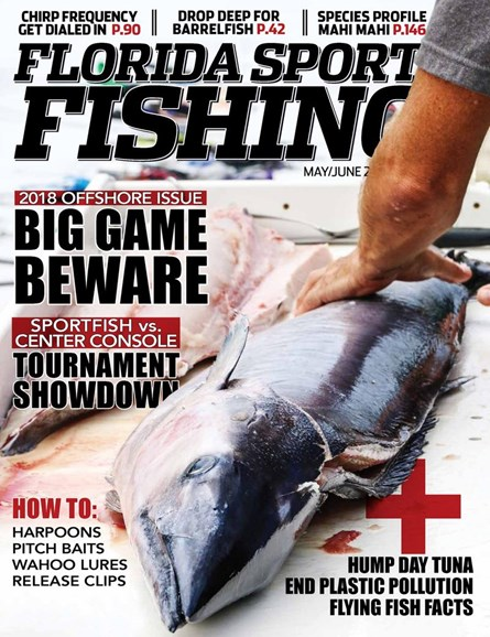 Florida Sport Fishing Cover - 5/1/2018