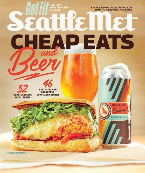 Seattle Met Cover - 5/1/2018