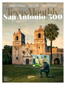 Texas Monthly Magazine 5/1/2018