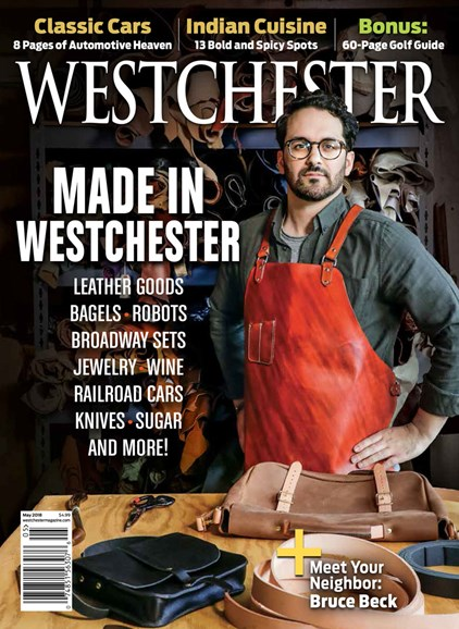 Westchester Magazine Cover - 5/1/2018