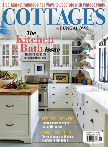 Cottages & Bungalows Cover - 6/1/2018
