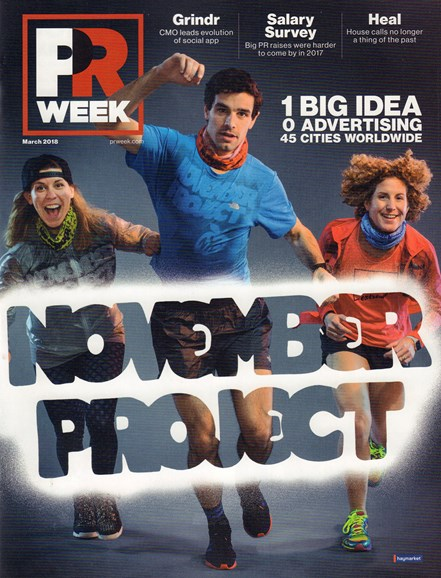 PRWeek Cover - 3/1/2018
