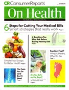 Consumer Reports On Health Magazine 10/1/2017