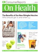 Consumer Reports On Health Magazine 3/1/2018