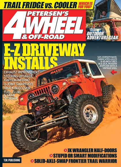 4 Wheel & Off-Road Cover - 7/1/2018